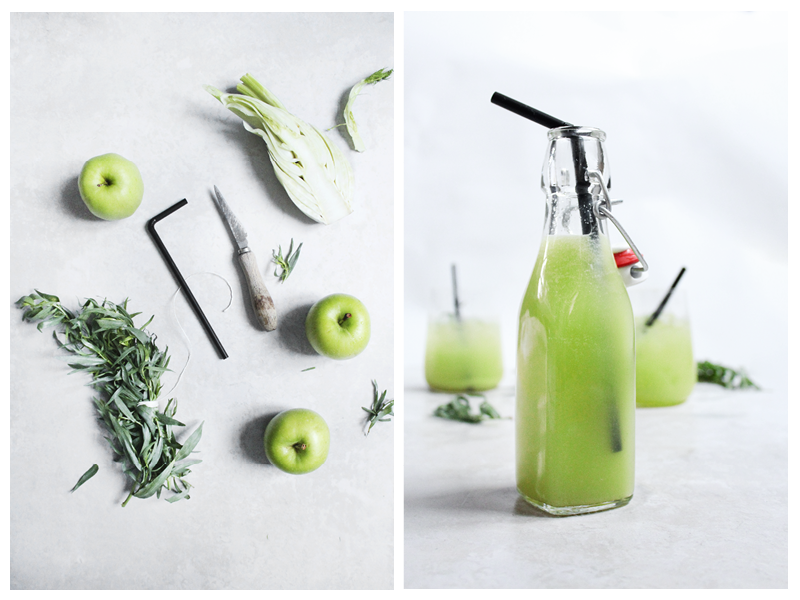 Juiceopskrift - foto by samantha Fotheringham
